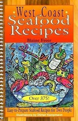 West Coast Seafood Recipes als Taschenbuch