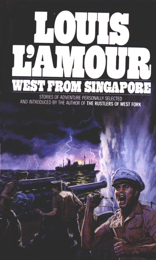 West from Singapore: Stories als Taschenbuch