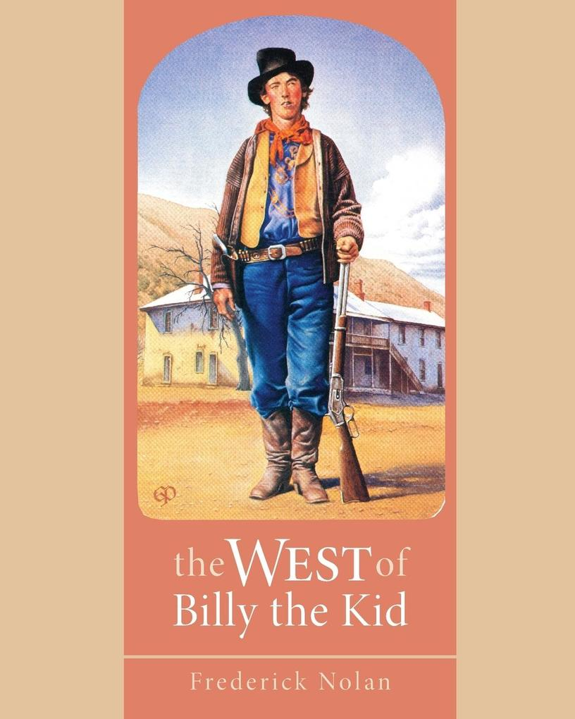 West of Billy the Kid als Buch