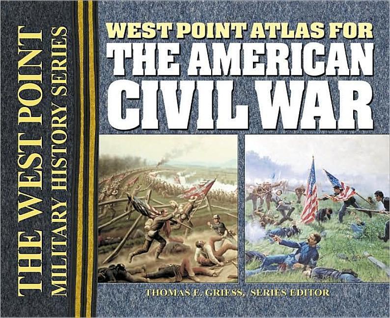 West Point Atlas for the American Civil War als Taschenbuch