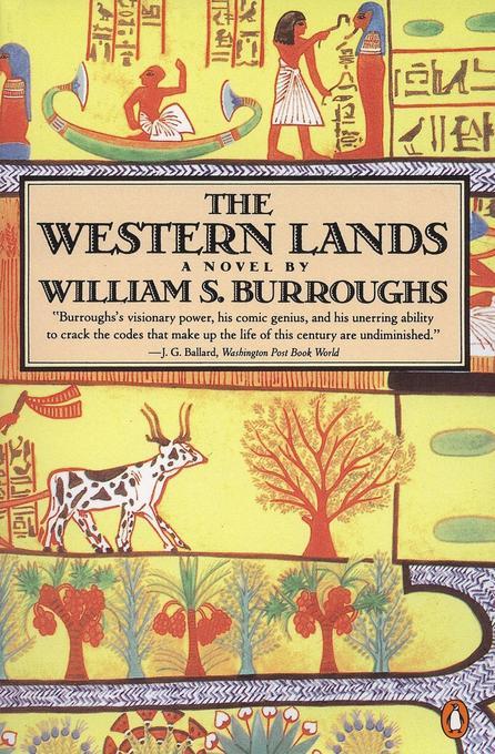 The Western Lands als Taschenbuch