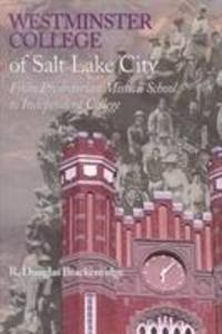 Westminster College Of Salt Lake City als Buch