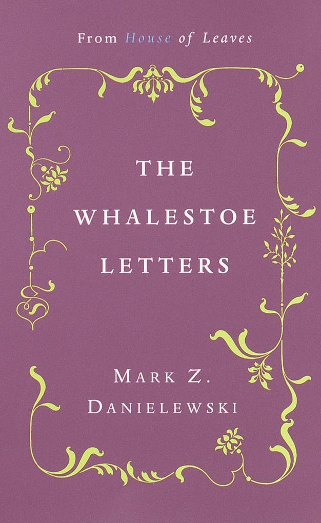 The Whalestoe Letters als Taschenbuch