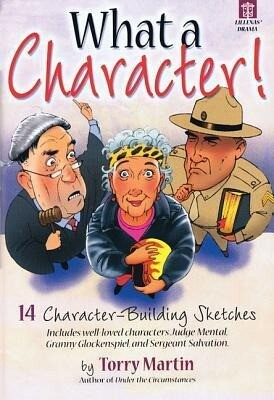 What a Character!: 14 Character-Building Sketches als Taschenbuch
