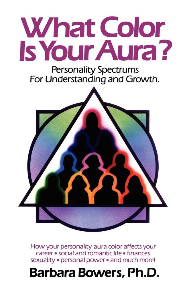 What Color Is Your Aura? als Buch
