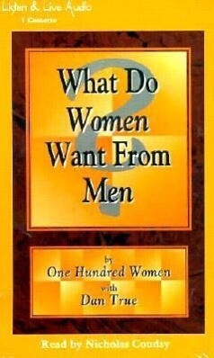What Do Women Want from Men als Hörbuch
