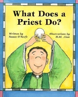 What Does a Priest Do? als Taschenbuch