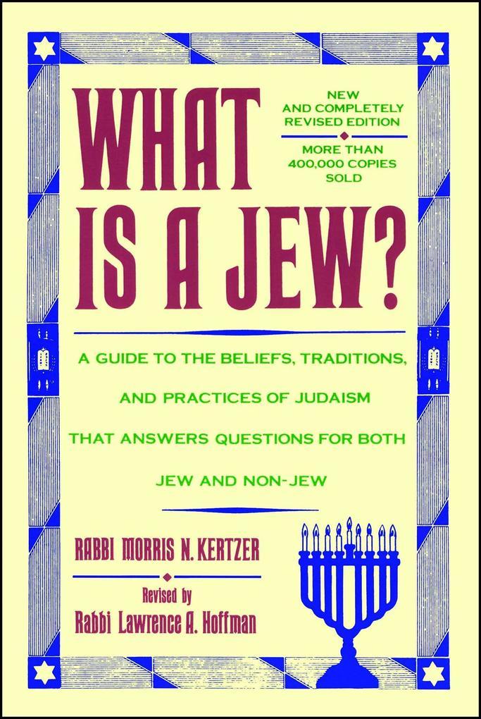 What Is a Jew als Taschenbuch