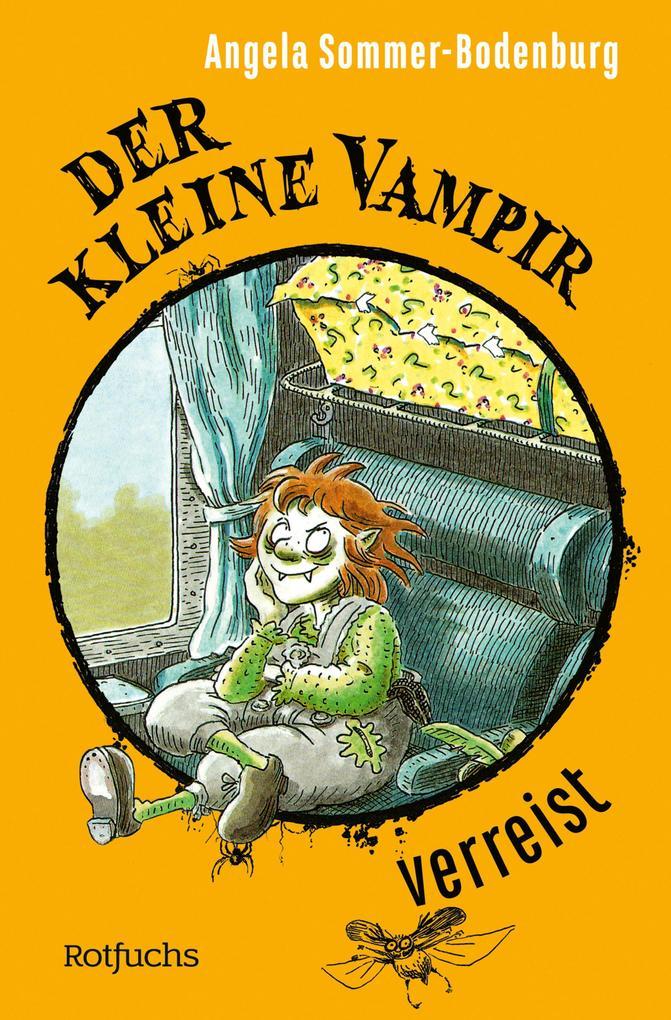 Der kleine Vampir verreist als eBook von Angela Sommer-Bodenburg