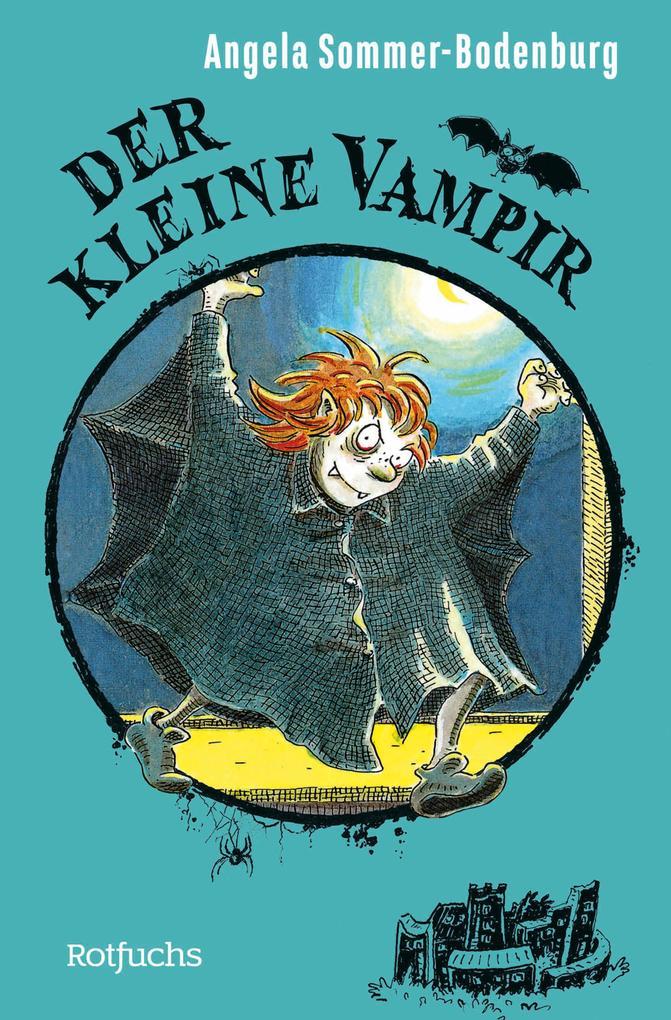 Der kleine Vampir als eBook von Angela Sommer-Bodenburg
