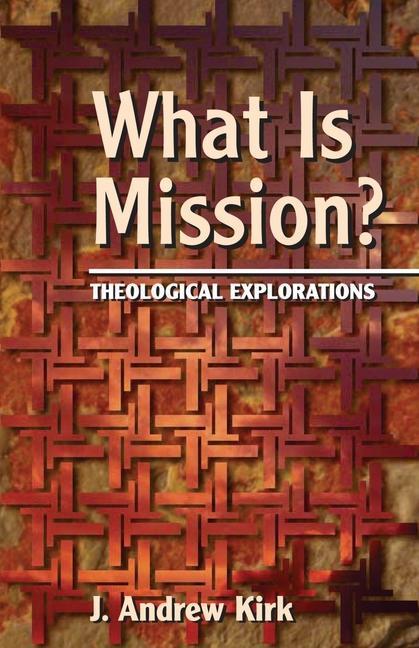What Is Mission? als Taschenbuch