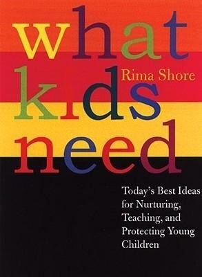 What Kids Need: Today's Best Ideas for Nurturing, Teaching, and Protecting Young Children als Buch