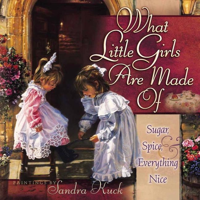 What Little Girls Are Made of als Buch