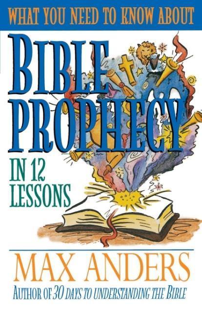 Bible Prophecy als Taschenbuch