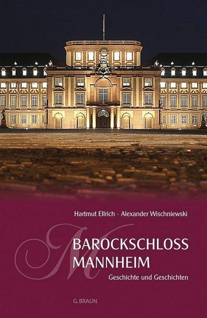 Barockschloss Mannheim als Buch