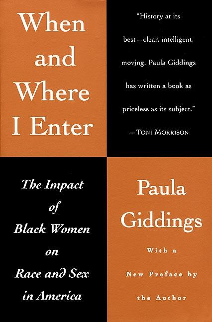 When and Where I Enter: The Impact of Black Women on Race and Sex in America als Taschenbuch