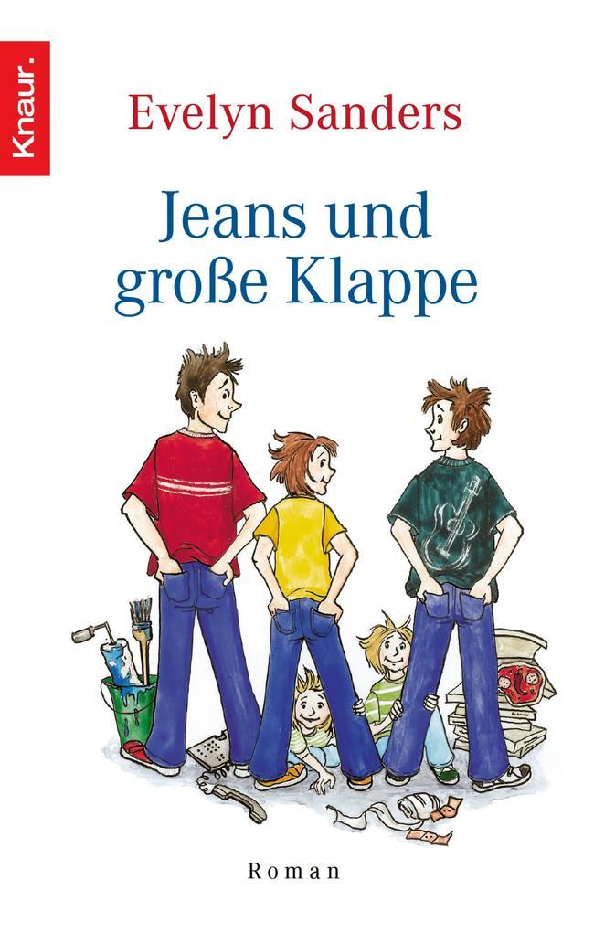 Jeans und große Klappe als eBook von Evelyn Sanders