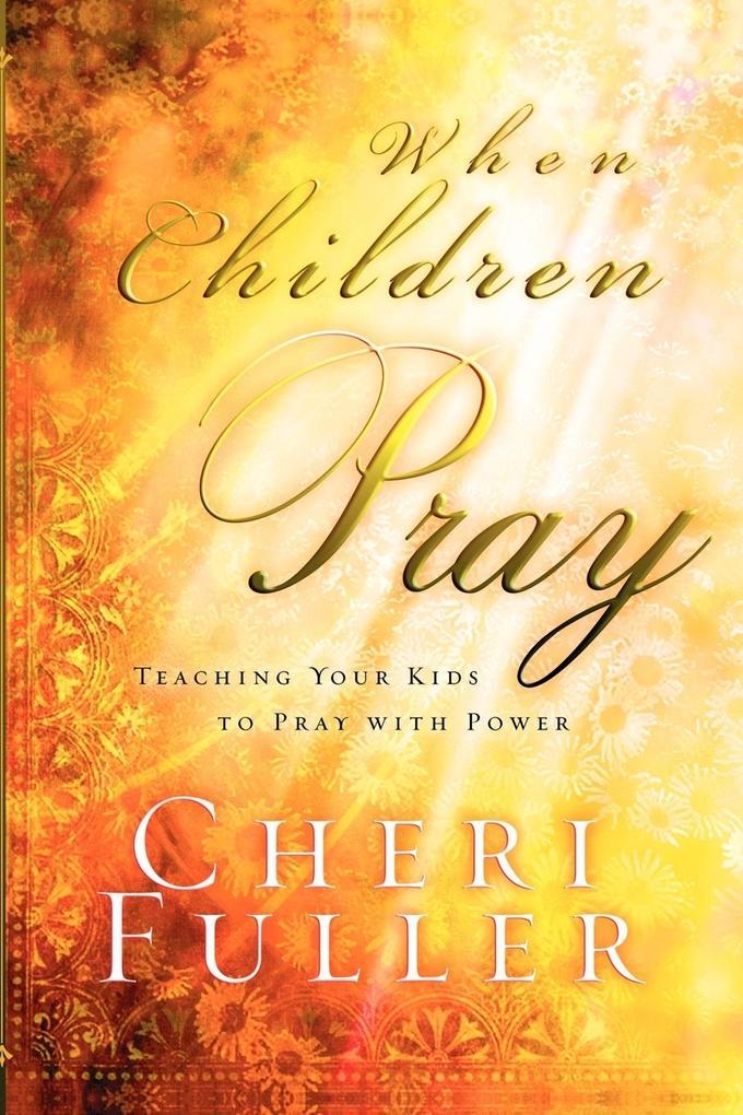 When Children Pray als Taschenbuch