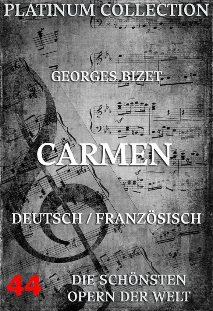 Carmen als eBook von Georges Bizet, Henri Meilhac