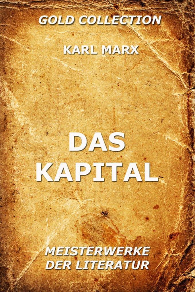 Das Kapital als eBook von Karl Marx
