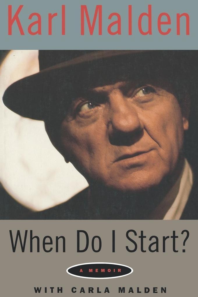 When Do I Start?: A Memoir als Taschenbuch