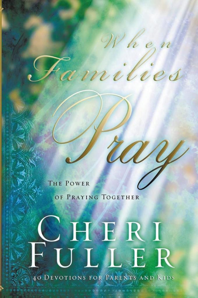 When Families Pray als Taschenbuch