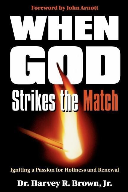 When God Strikes the Match als Taschenbuch