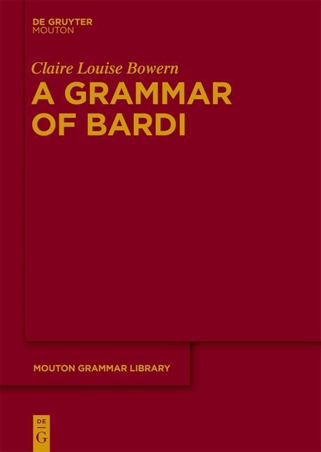 A Grammar of Bardi