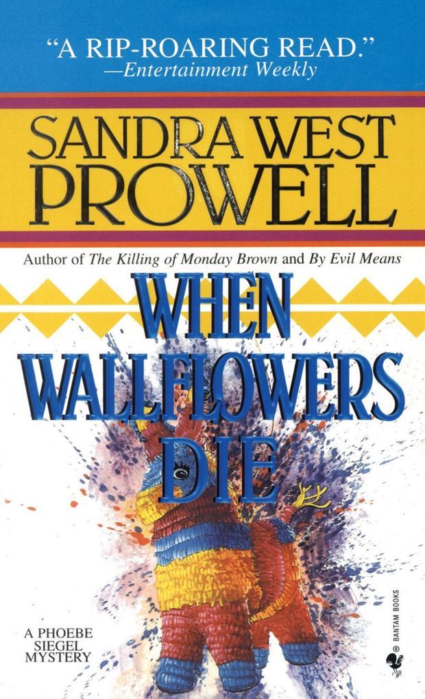 When Wallflowers Die als Taschenbuch