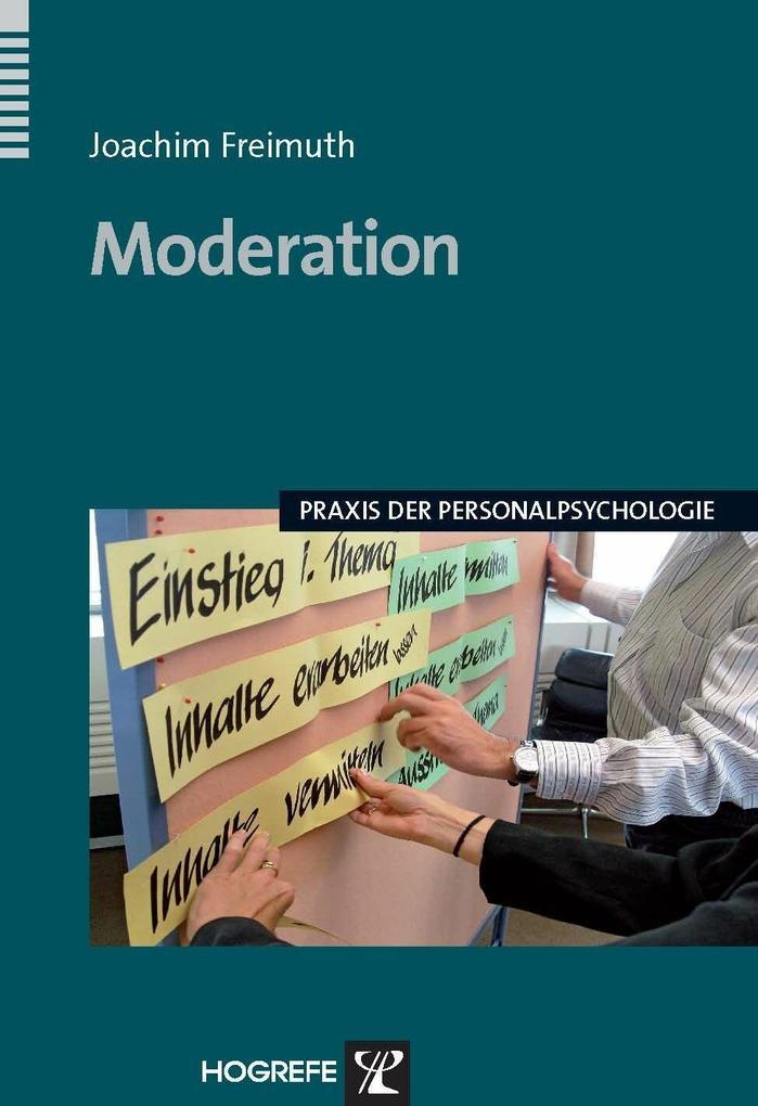 Moderation als eBook