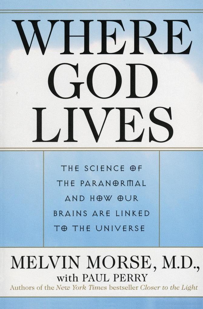 Where God Lives als Taschenbuch