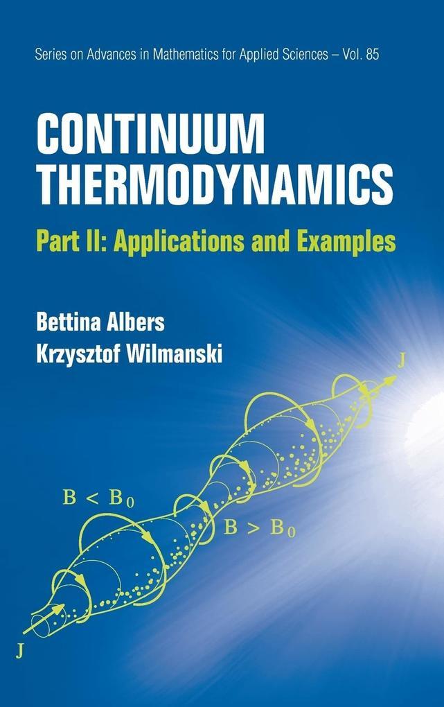 Continuum Thermodynamics als Buch von Krzysztof...