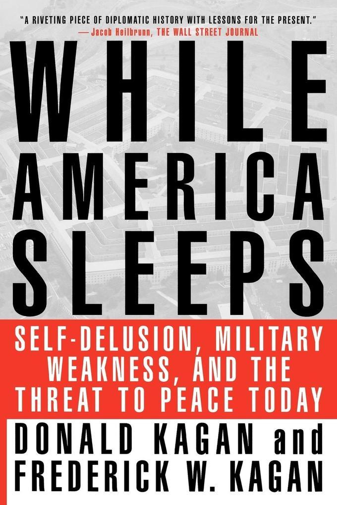 While America Sleeps als Taschenbuch