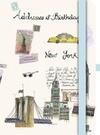 Green Address & Birthday Book. World Cities