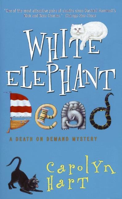 White Elephant Dead:: A Death on Demand Mystery als Taschenbuch