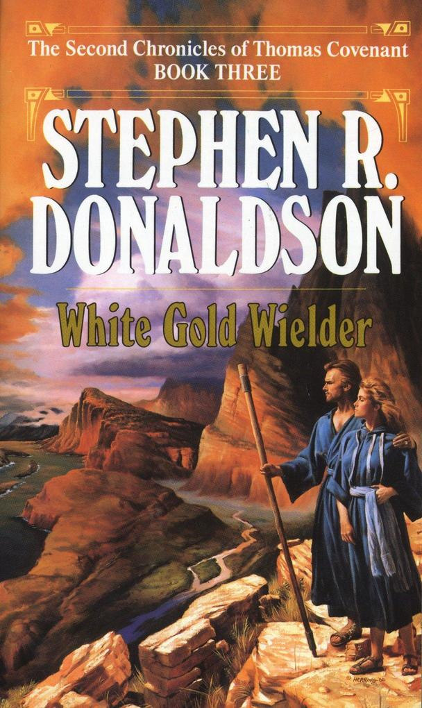 White Gold Wielder als Taschenbuch