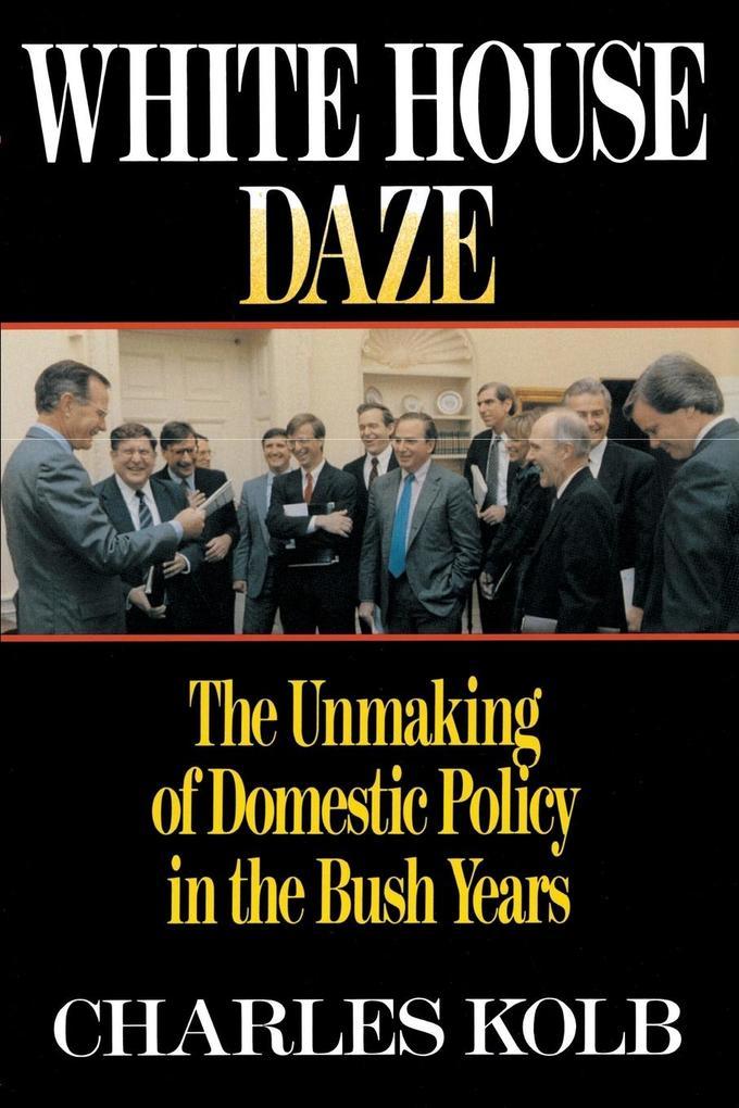 White House Daze als Taschenbuch