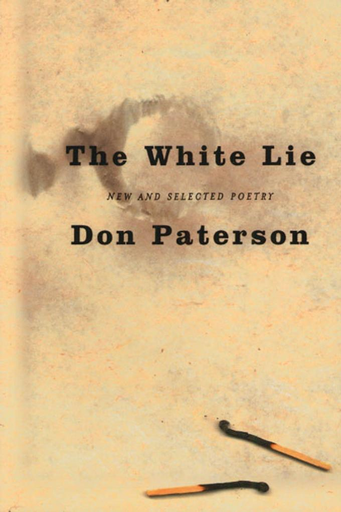 The White Lie: New and Selected Poetry als Taschenbuch