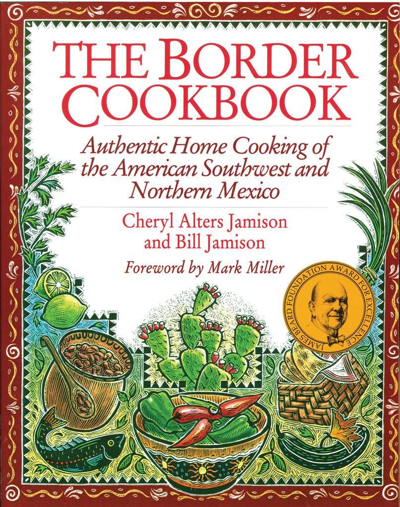 The Border Cookbook als eBook epub