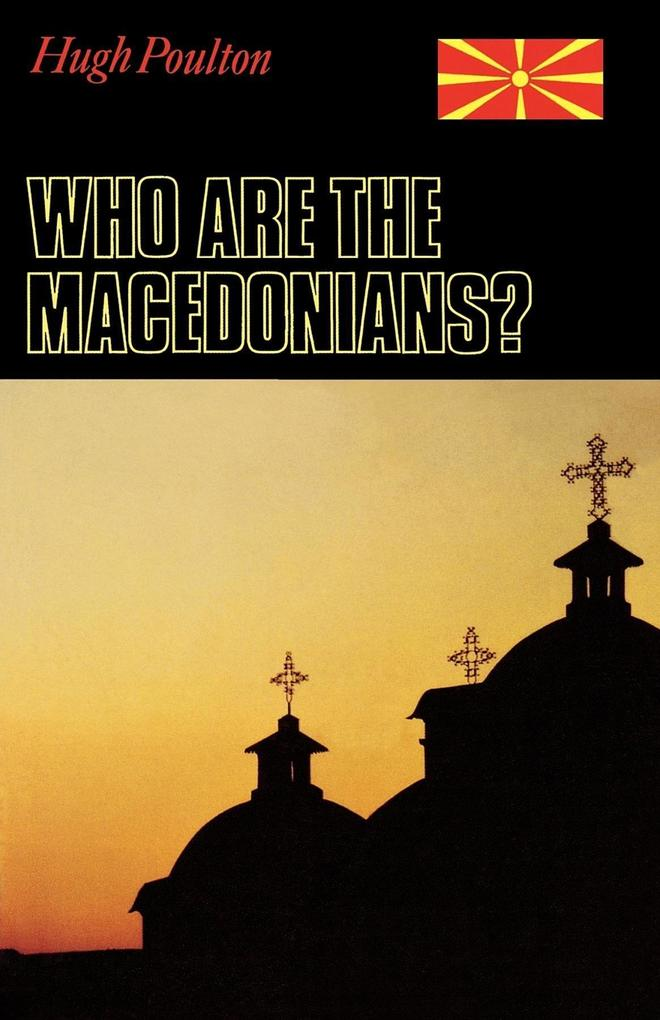 Who Are the Macedonians?: Second Edition als Taschenbuch