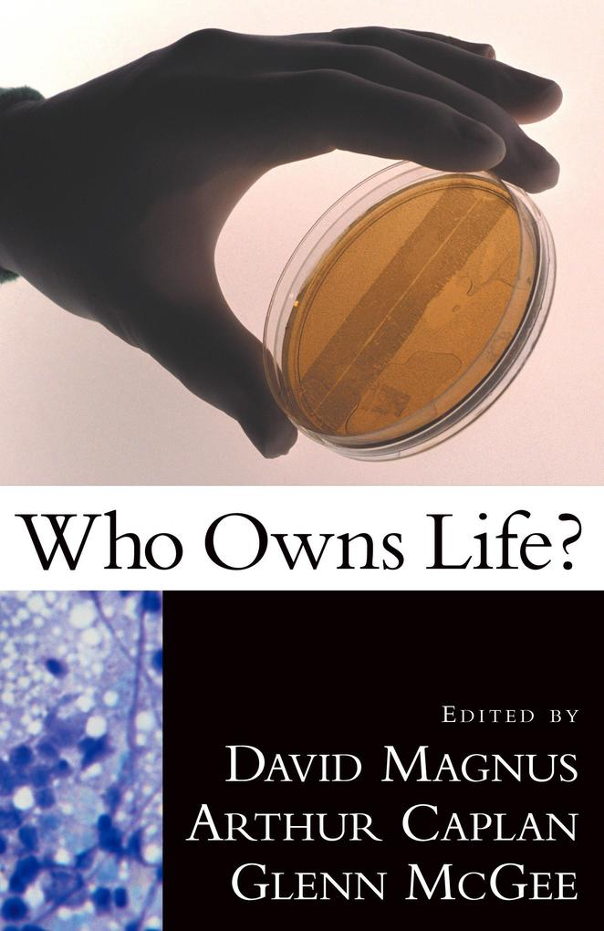 Who Owns Life? als Buch
