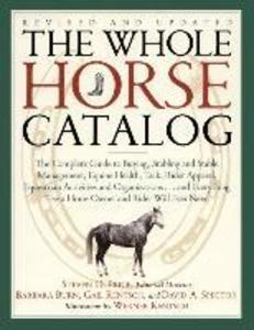 The Whole Horse Catalog als Buch