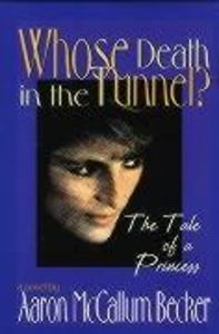 Whose Death in the Tunnel? als Buch