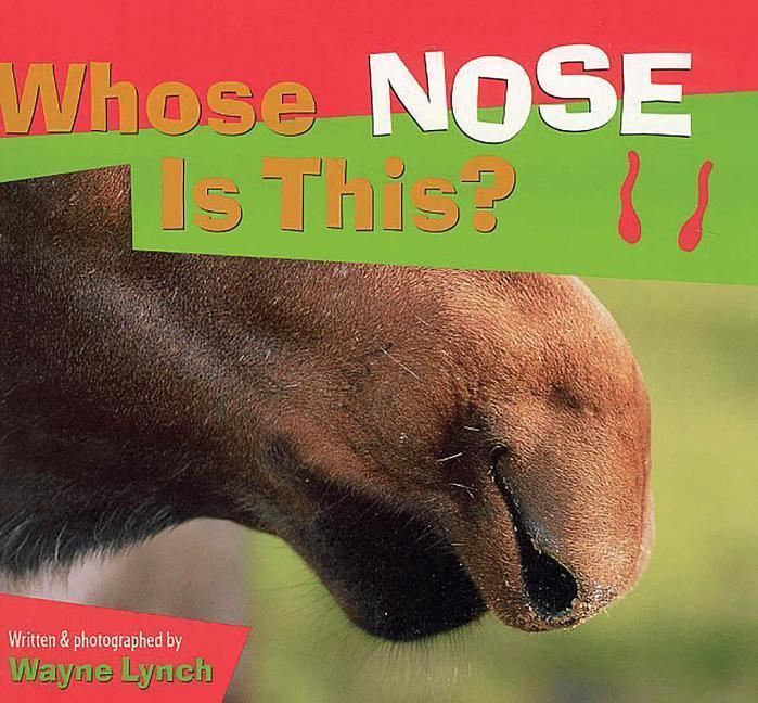 Whose Nose Is This? als Taschenbuch