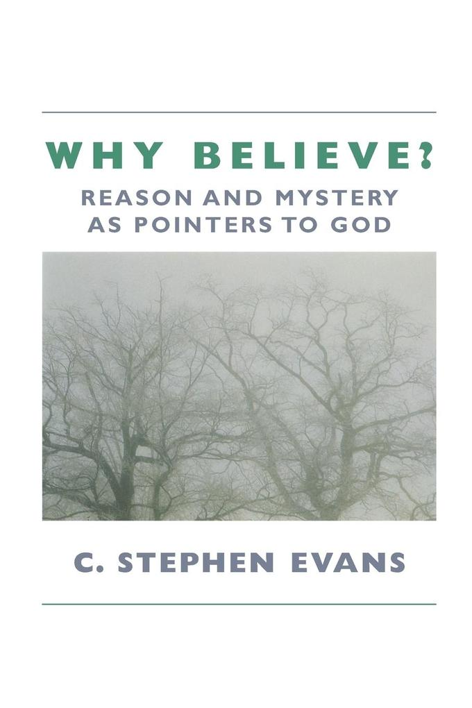 Why Believe?: Reason and Mystery as Pointers to God als Taschenbuch