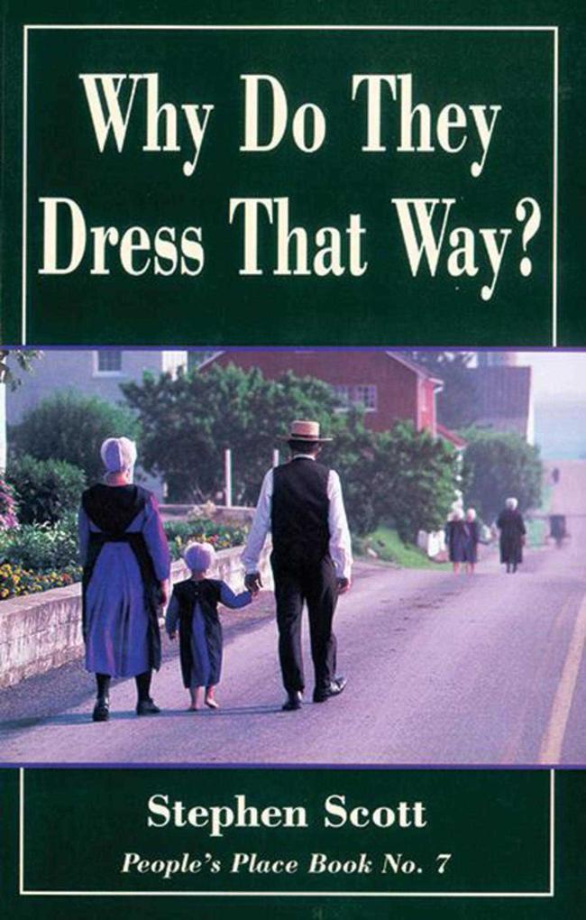 Why Do They Dress That Way? als Taschenbuch
