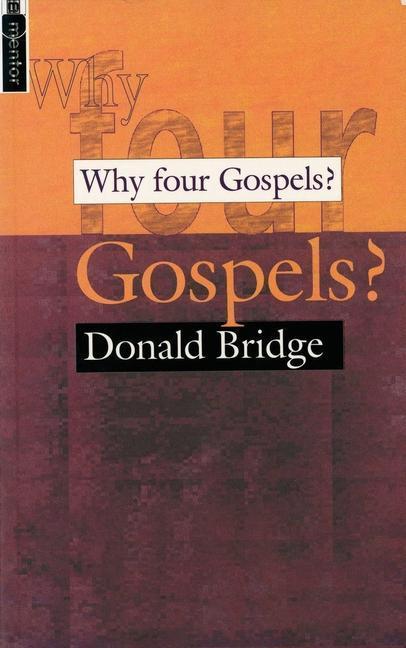 Why Four Gospels? als Taschenbuch