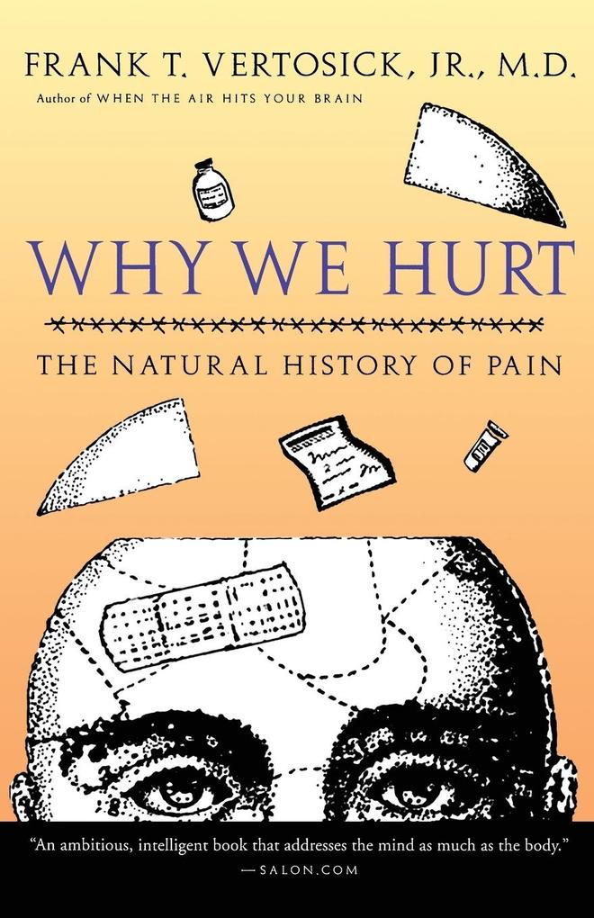Why We Hurt: The Natural History of Pain als Taschenbuch