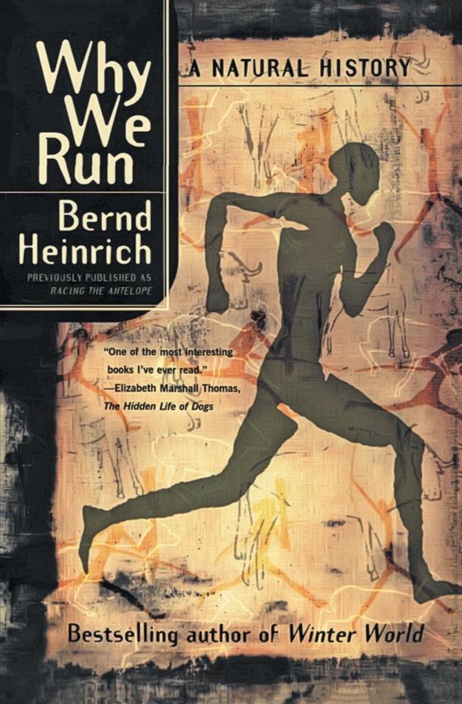 Why We Run als Taschenbuch