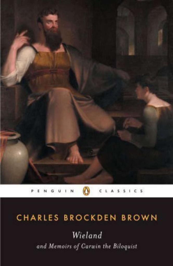 Wieland and Memoirs of Carwin the Biloquist als Taschenbuch